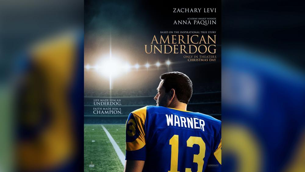 NFL Star Kurt Warner's Faith-Based Bio Pic 'American Underdog' Set for Christmas Day Release
