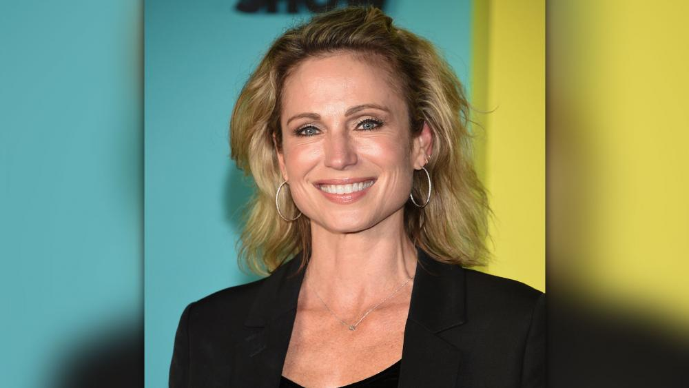 Amy Robach. (AP Photo)