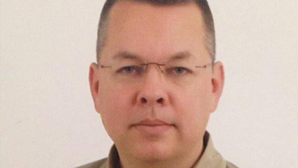 Pastor Andrew Brunson, Photo, Facebook