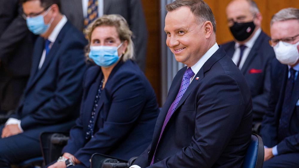 Image source: AP photo/President Andrzej Duda
