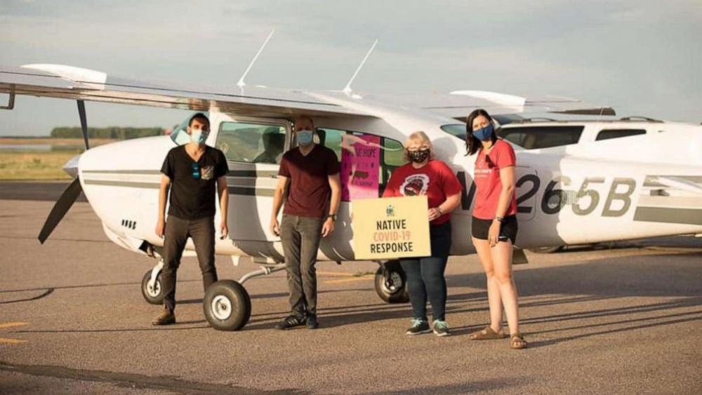 Image Source: Angel Flight Northeast/ABC News