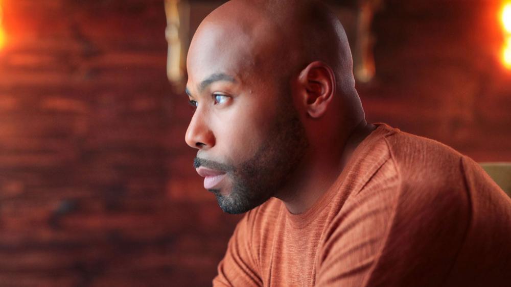 "Gospel artist Anthony Evans released his seventh album ""Altared"" last month. (Image credit: Sherman James Productions)"