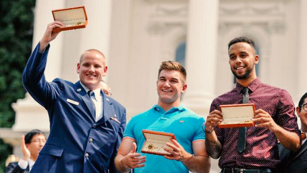 Anthony Sadler, Spencer Stone