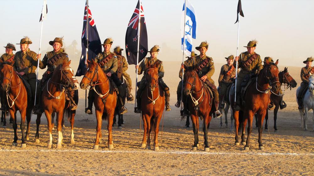 ANZAC Centennial Celebration Photo CBN News A