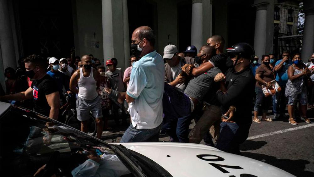 (AP Foto-Ramón Espinosa) Cuba,