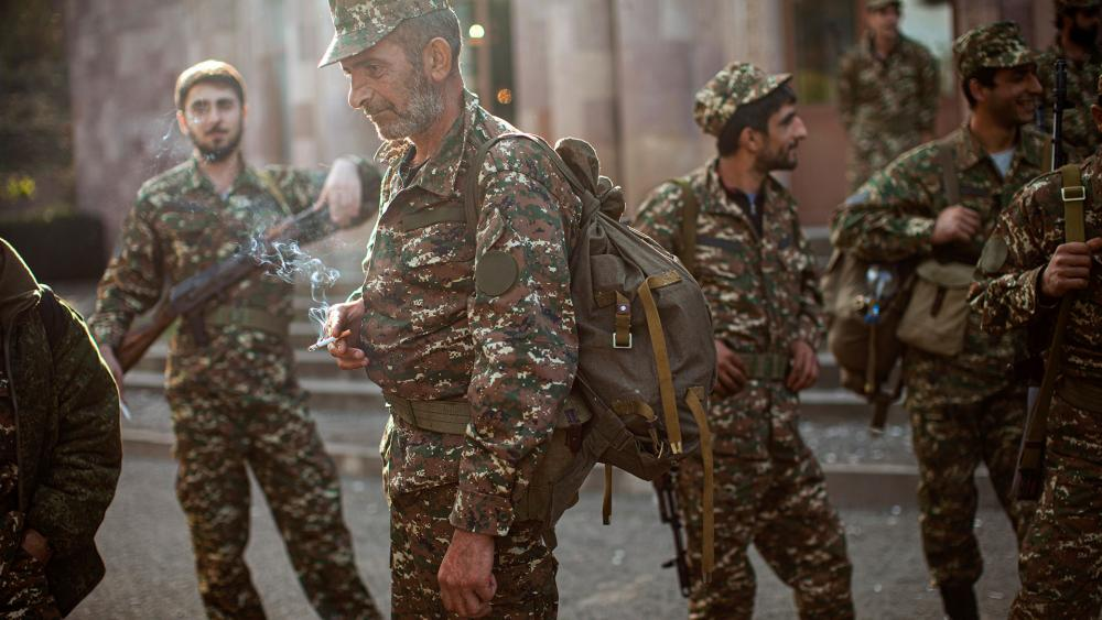 armeniantroops