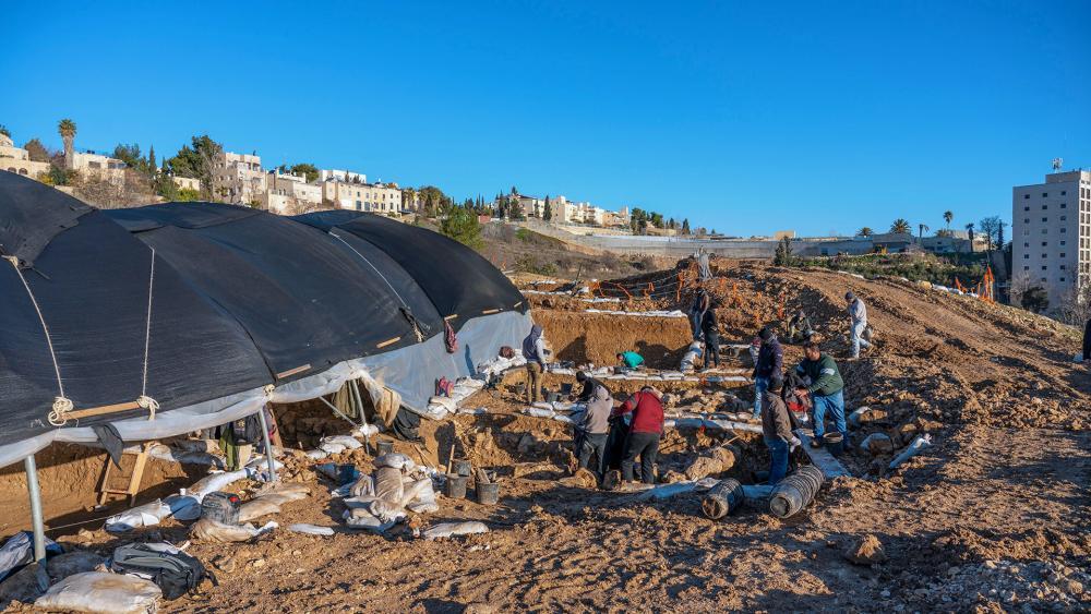 Photo Credit: Yaniv Berman, Israel Antiquities Authority
