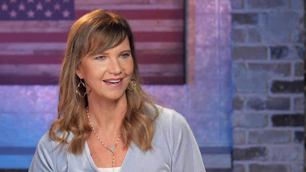 Missy Robertson. (Image credit: CBN News)