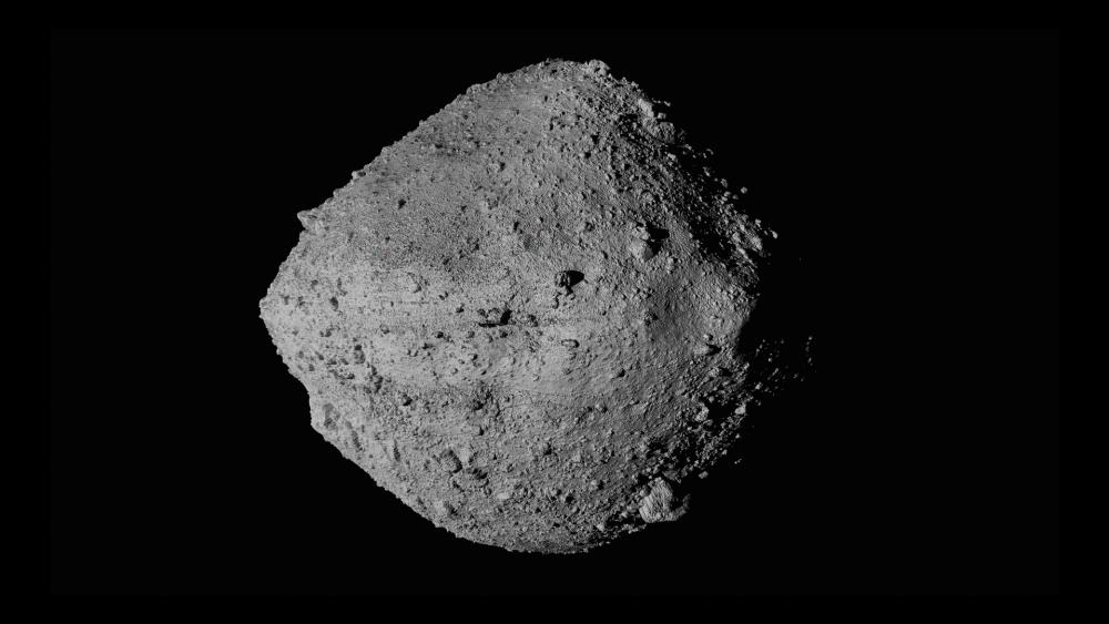 (NASA/Goddard/University of Arizona/CSA/York/MDA via AP)