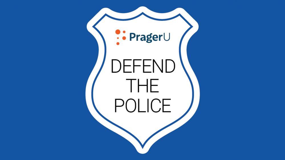 Image Source: PragerU/Back The Blue