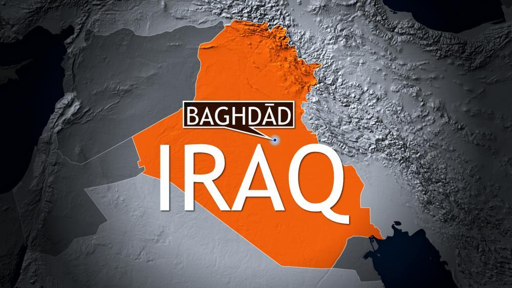 Iraqi Officials Say 2 Rockets Land in Baghdad's Green Zone thumbnail