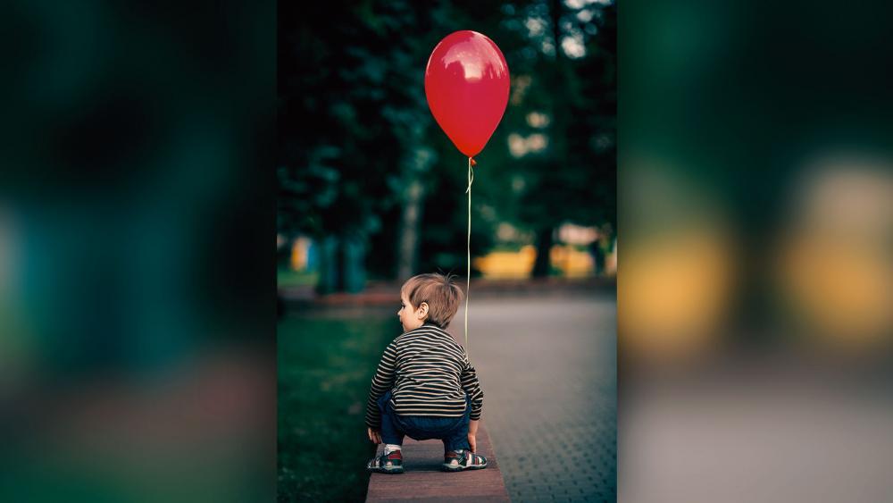 The Little Balloon Boy