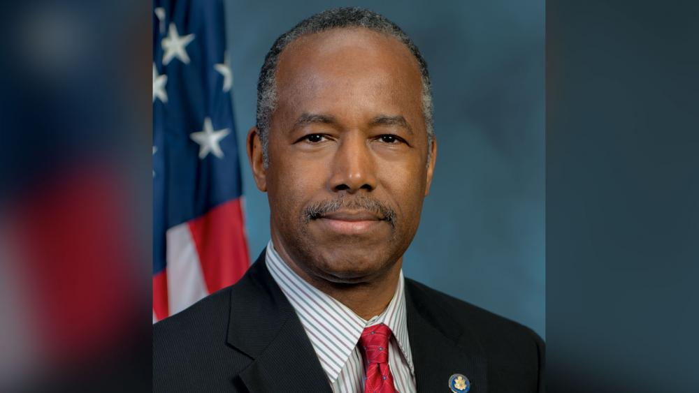 Secretary of Housing and Urban Development Ben Carson.