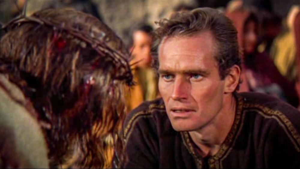 Charlton Heston portrayed Ben Hur in the Academy Award-winning 1959 motion picture. (Image credit: MGM/Wikipedia)