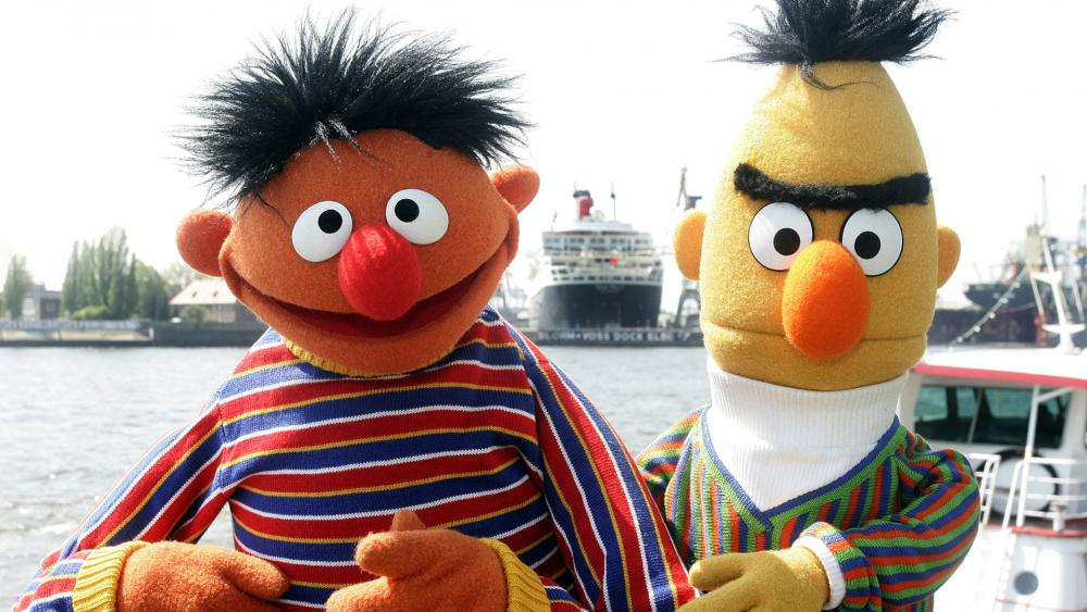 In A Culture Overrun By Lgbt Activism Sesame Street