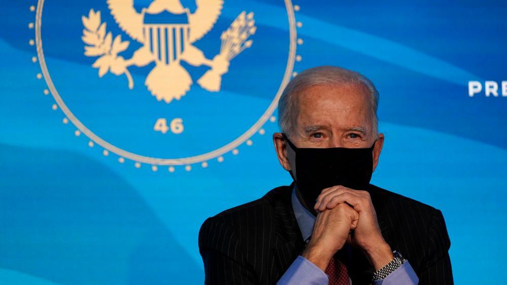 President-elect Joe Biden (AP Photo/Susan Walsh)