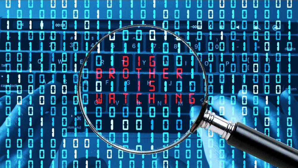 Big Brother digital surveillance