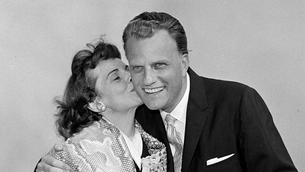 the woman behind the man billy graham credited ruth graham cbn news