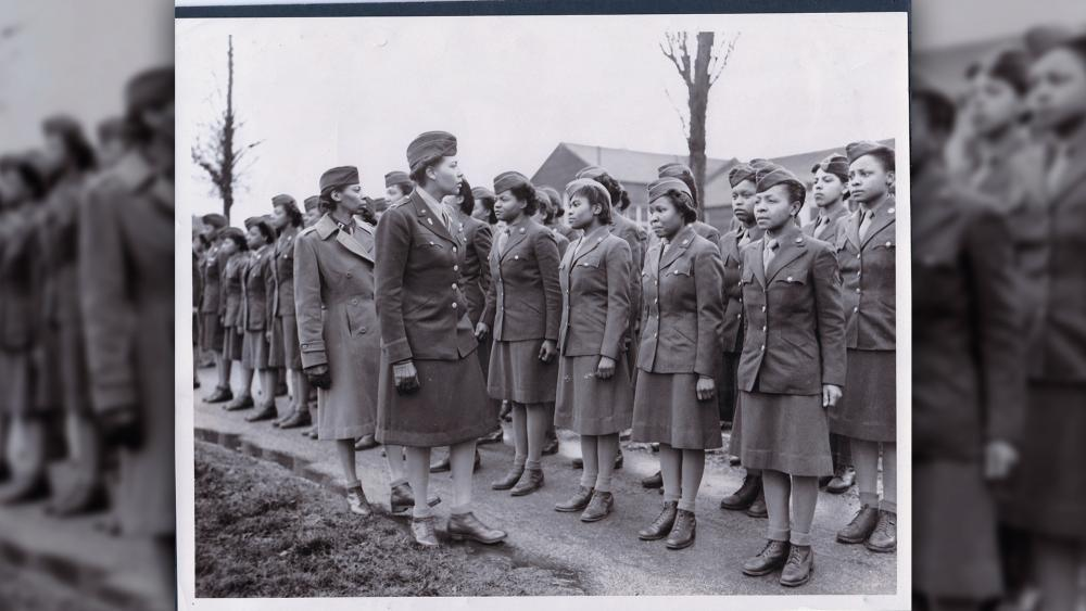 Black Female WWII Unit Hoping to get Congressional Honor