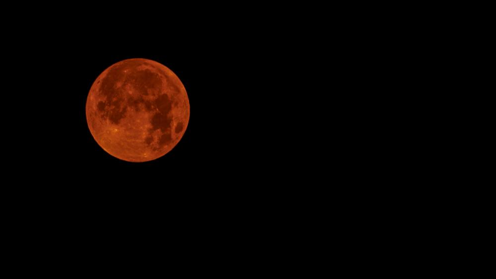A Sign Of The End Times Another Blood Moon Appears July 27 Cbn News