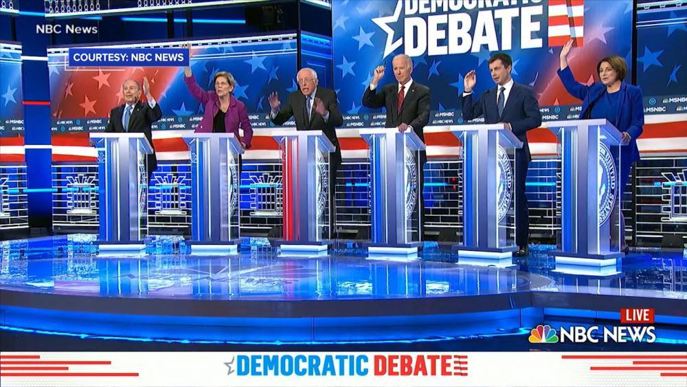 Bloomberg loses big at Democratic debate in Nevada