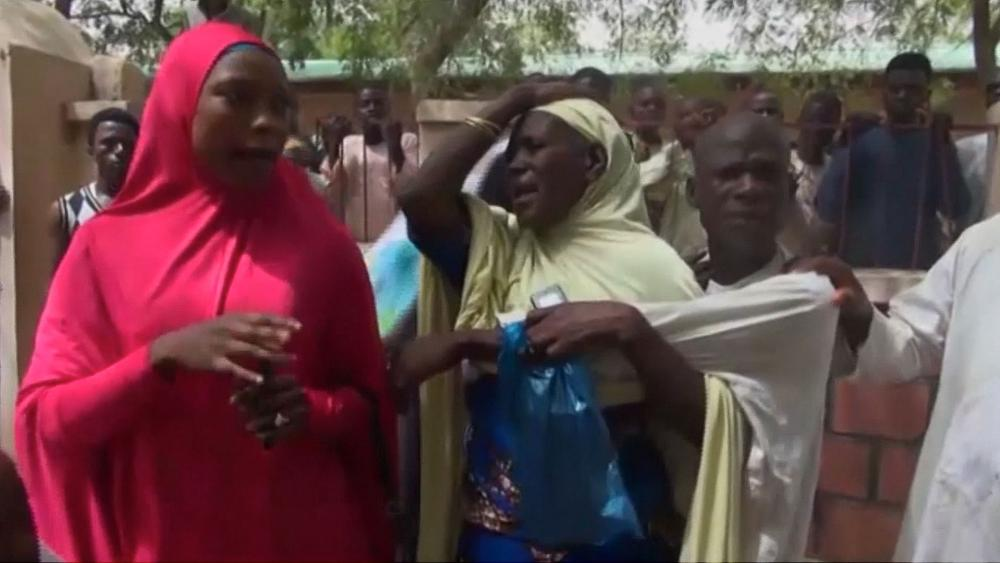 Nigeria School Girls