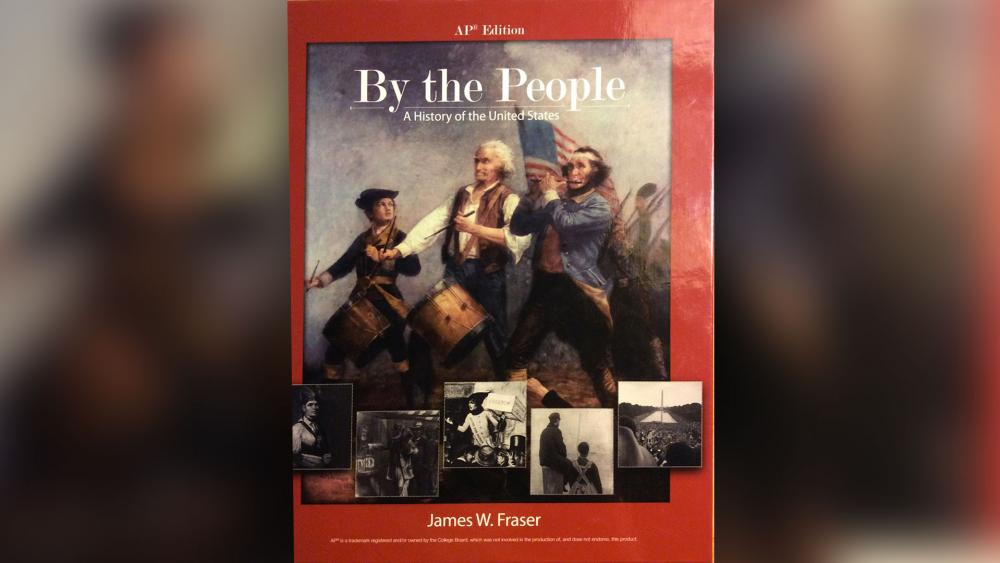 New US History Textbook Raises Anti Trump Red Flags About