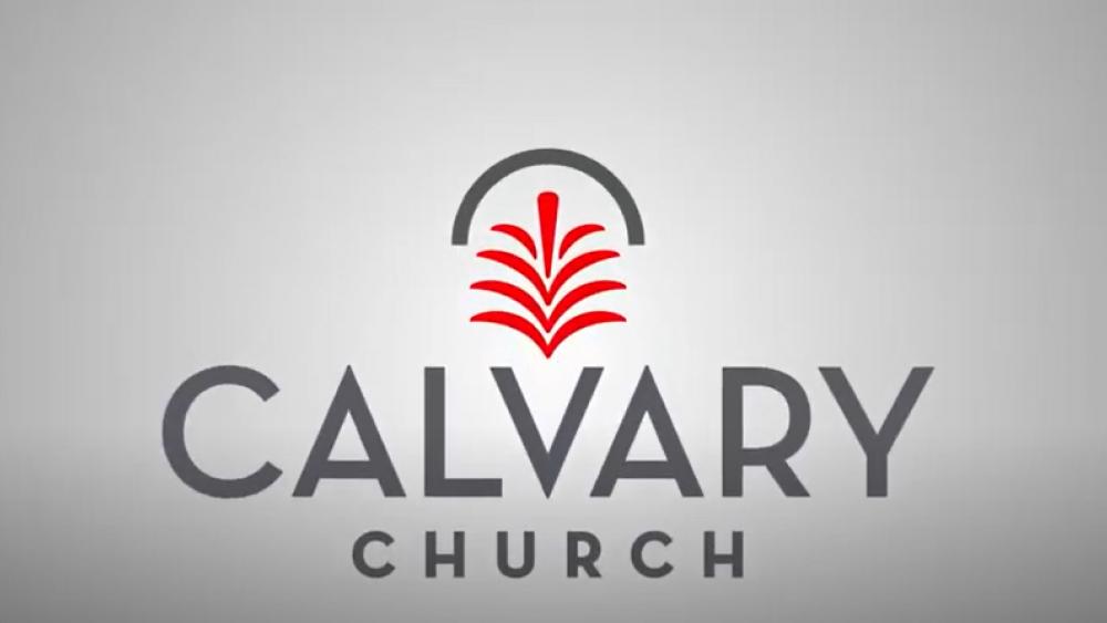 Image Source: YouTube Screenshot/Calvary Church