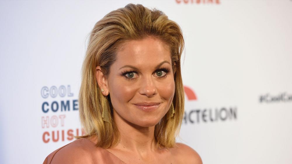 actress candace cameron bure responds to critics who say