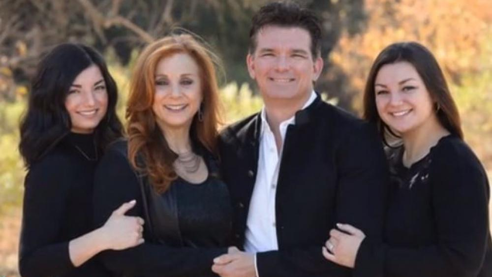 Producer Butch Hartman and family. Photo Credit: Butch Hartman/Kickstarter