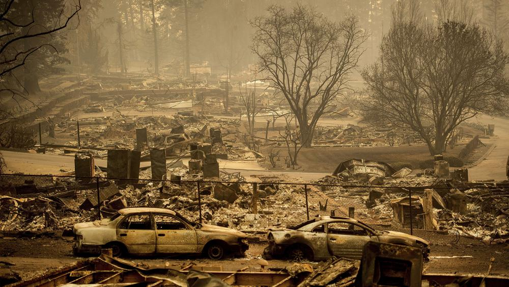 Deadliest Fire in CA History: Remains Found in Burnt-Out Cars Tell Tragedy of Attempted Escape