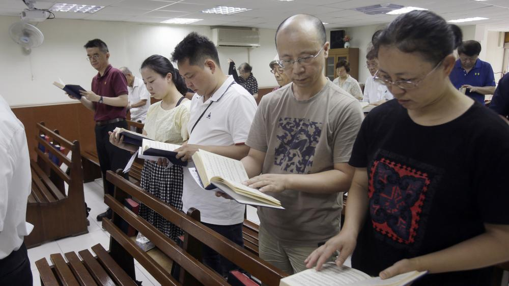 Chinese Officials Raid, Ransack Homeschool Filled with Children from Persecuted Church