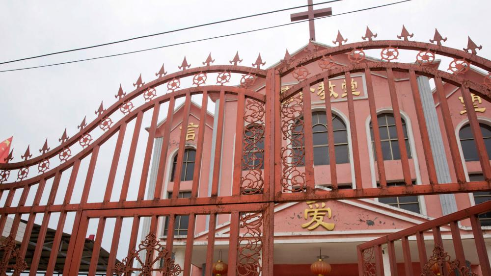 China Churches