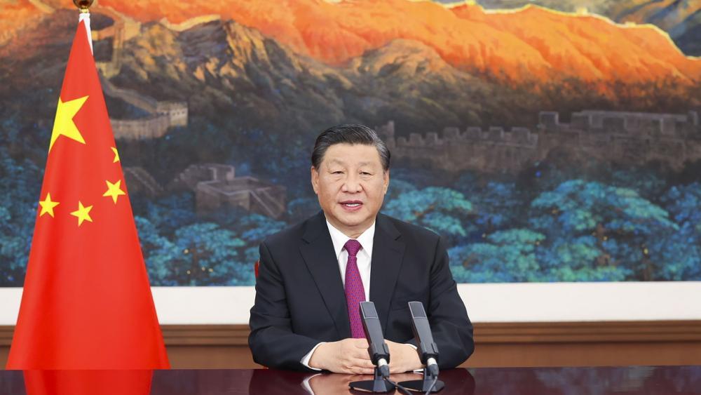 Huang Jingwen/Xinhua via AP