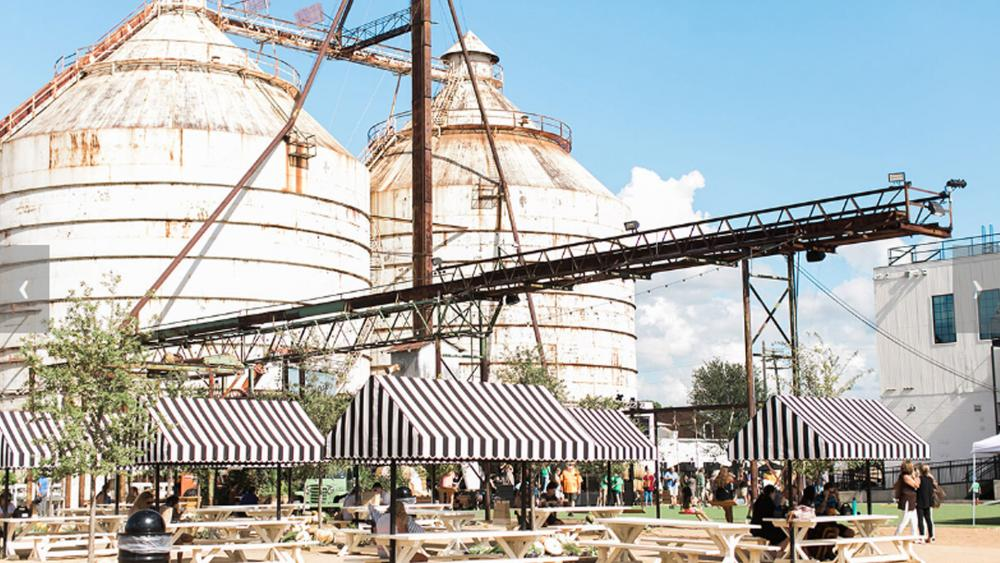 The Magnolia Market Silos Near Waco Texas Have Been Site Of Vendor Markets And Family Friendly Celebrations Now It Can Add Meeting Place For