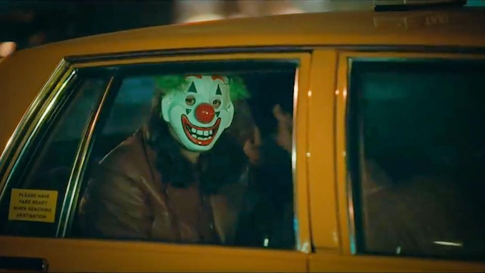 Joker Violence Threat