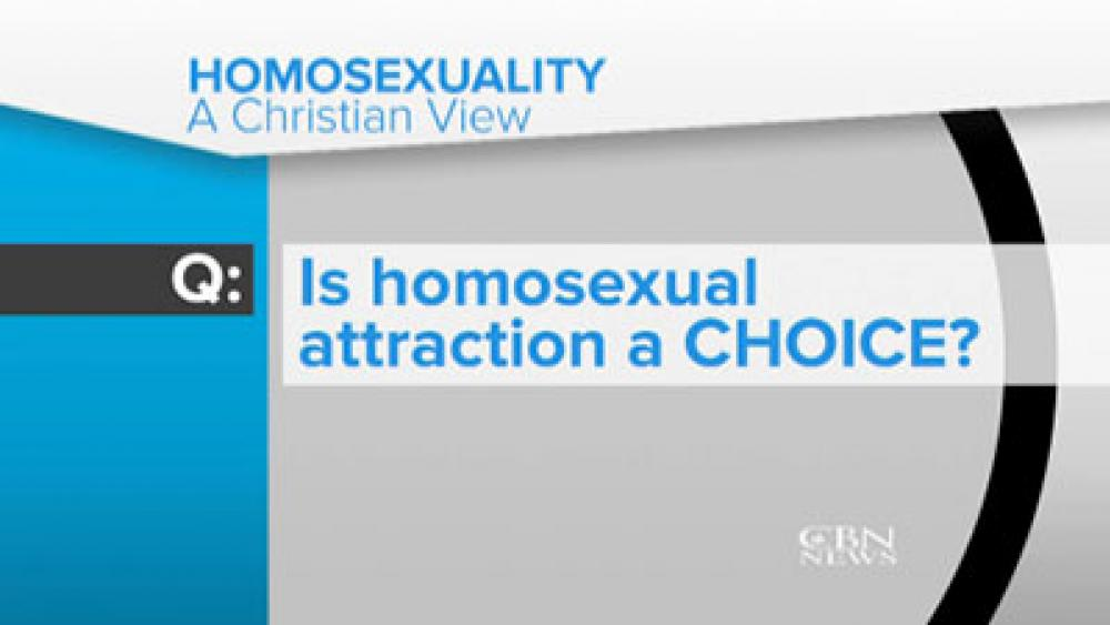 Christian view on homosexuality