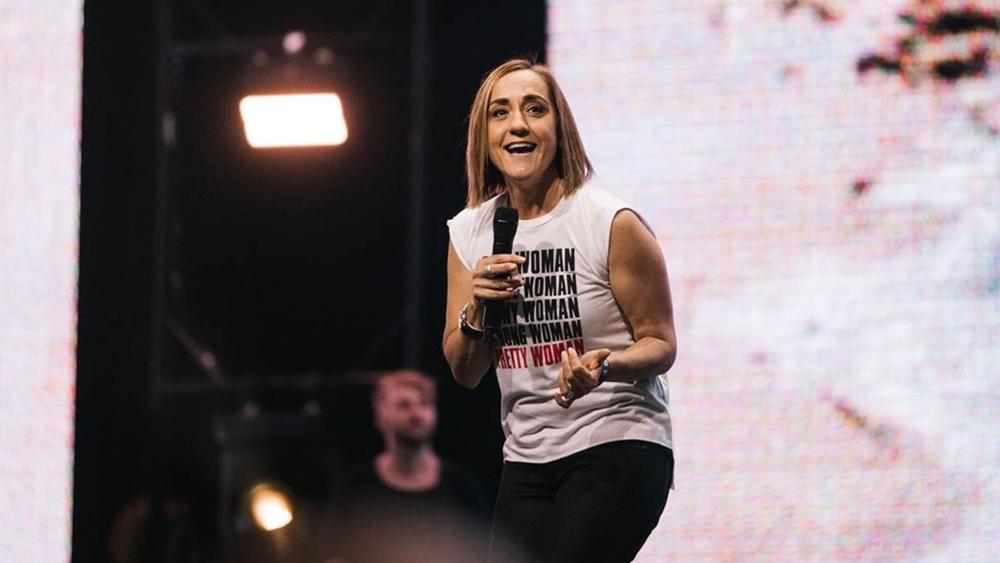 Christine Caine via Instagram
