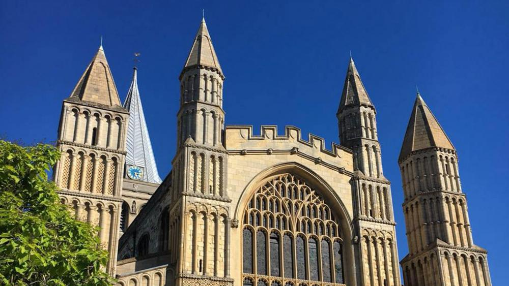 Image source: Facebook/Rochester Cathedral