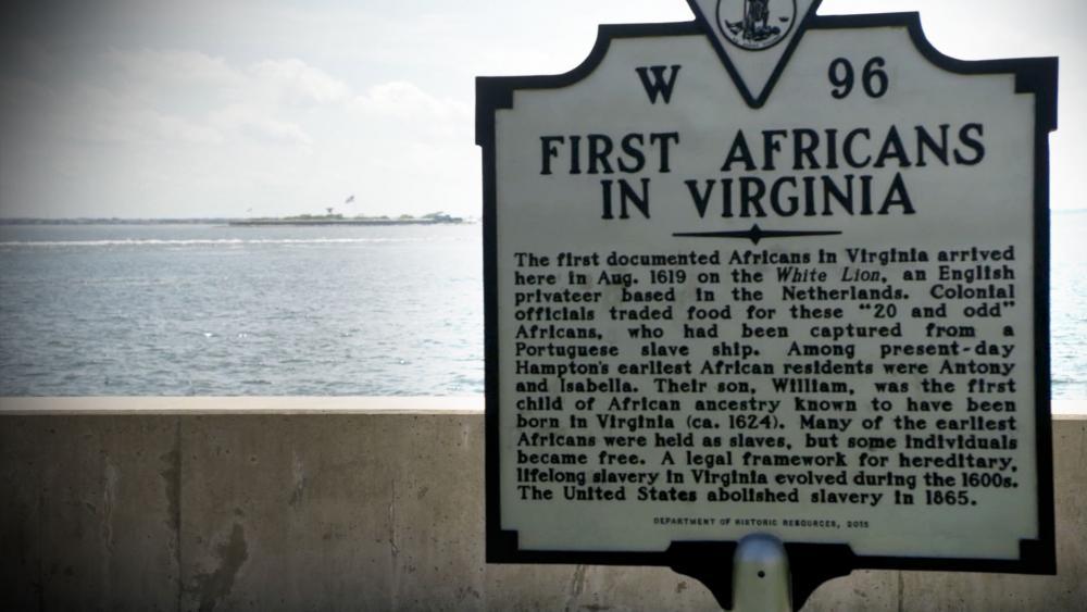 Fort Monroe slavery