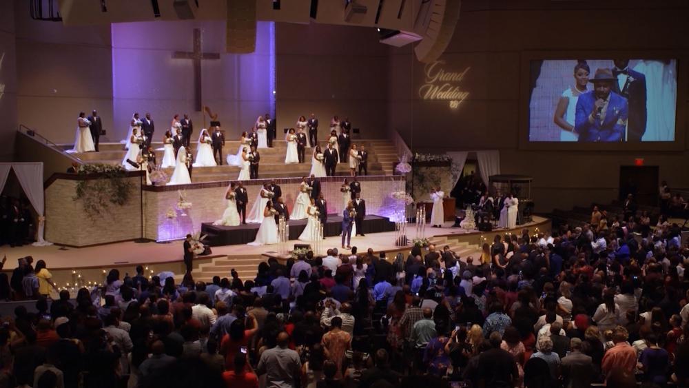 Concord Church Mass Wedding