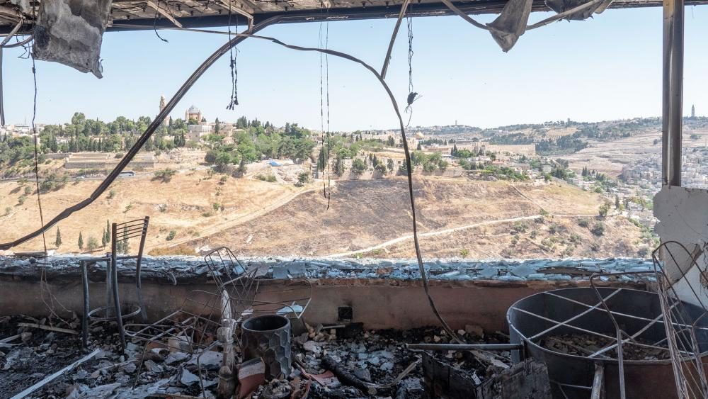 Image result for daystar firebombed