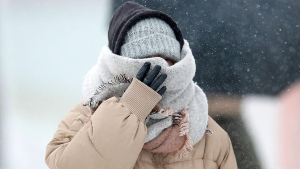 Cold Snap Grips East Coast