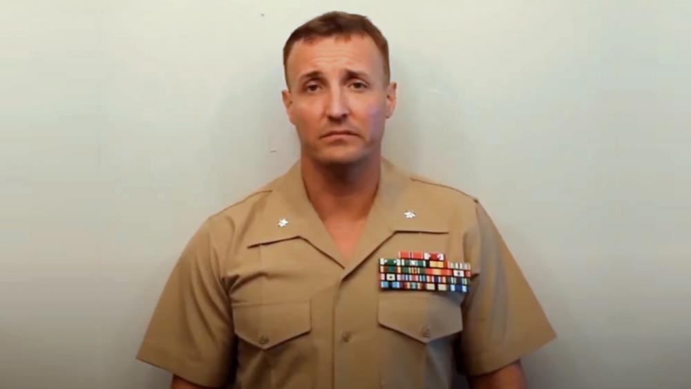 YouTube Screenshot: Jamesons Travels/Lt. Col. Stuart Scheller Jr.