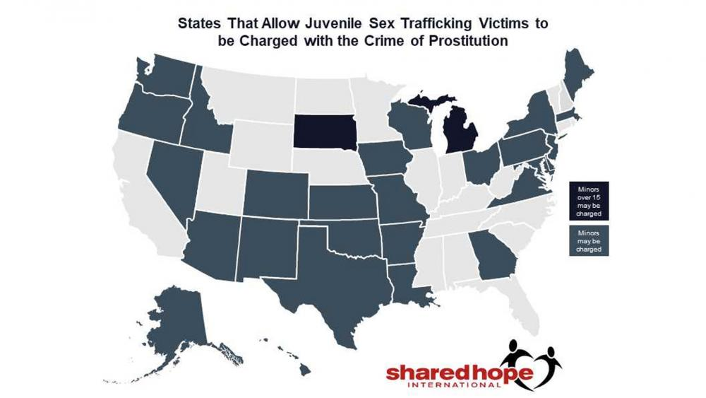 State To Appeal Decision To Allow Shock >> These 27 States Treat Child Victims Of Sex Trafficking Worse Than