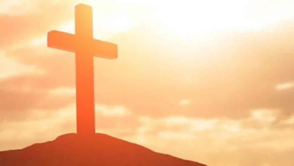 Light on the Cross