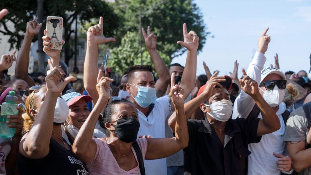 cubanprotester