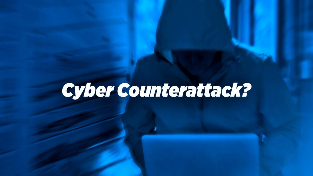 Cybercounterattack