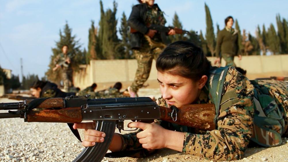 Daughters of Kobani
