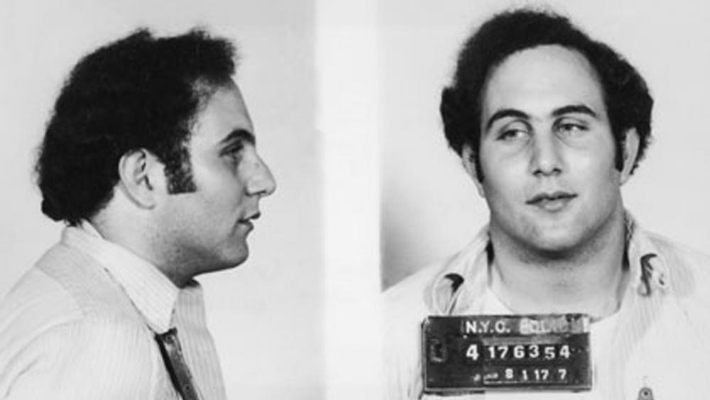 David Berkowitz's mug shot taken on August 11, 1977. (Image credit: Wikipedia)